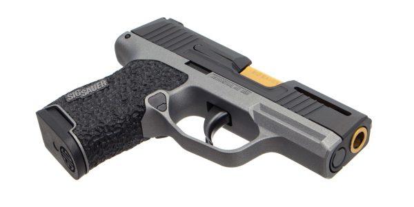 First Custom Sig Sauer P365? Danger Close Armamaent Signature Pistol sets the standard