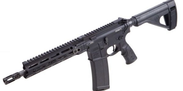 Daniel Defense DDM4V7 300 Blackout pistol