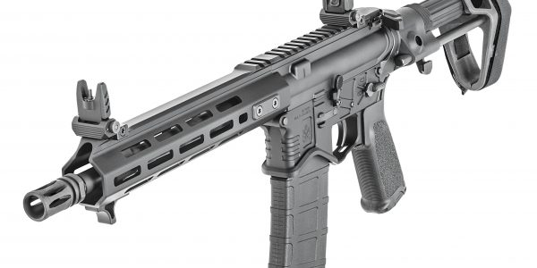 New AR-15 pistol, the Springfield Armory Edge