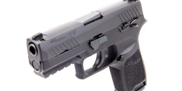 Sig Sauer P320 Compact With Manual Safety  the best EDC