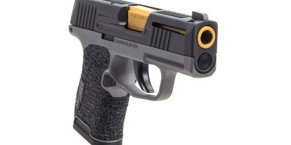 First Custom Sig Sauer P365? Danger Close Armamaent Signature Pistol is the best