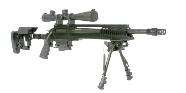 Armalite AR-31 sniper rifle and competitive target rifle