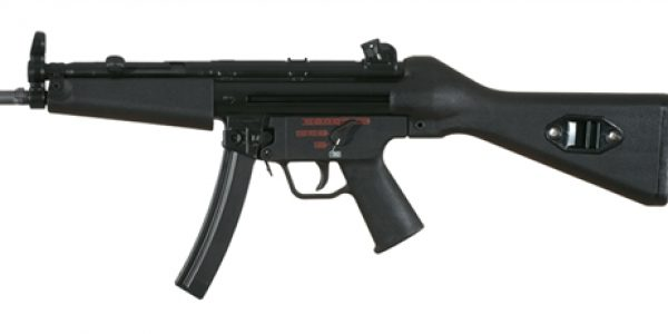 HK MP5 Sub-Machine Gun