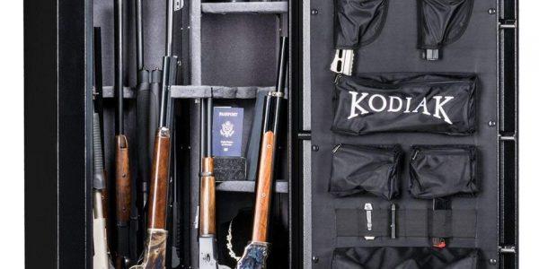When you buy guns, you need a big gun safe.