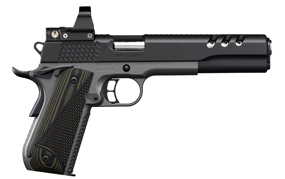 Kimber Super Jagare 10mm for sale. One of the sexiest handguns alive