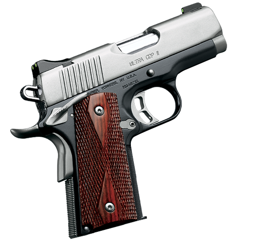 Kimber Ultra CDP - Kimber Custom Defense Package. Is this the ultimate Officer sized carry pistol? Kimber fans say yes...
